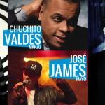 Chuchito Valdés, José James, Jason Moran, Madeleine Peyroux