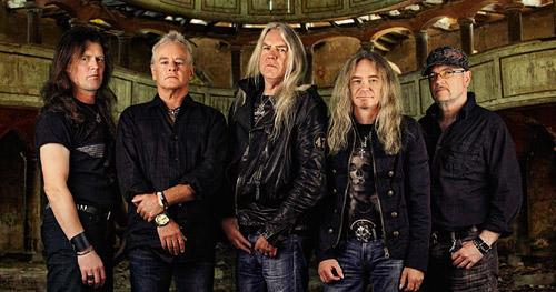 AC Angry, la banda alemana serán los invitados de Saxon