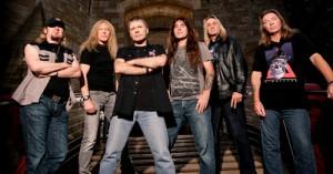 Iron Maiden comienza su gira europea en el BEC! de Barakaldo