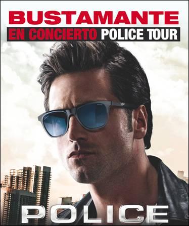 Bustamante, Police Tour
