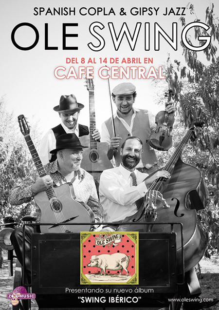 Oleswing, Spanish Copla y Gipsy Jazz