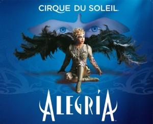 Alegría, del Cirque du Soleil, en gira por España