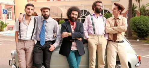 """La Canalla, nuevo disco """"El Bar nuestro de cada día"""""""