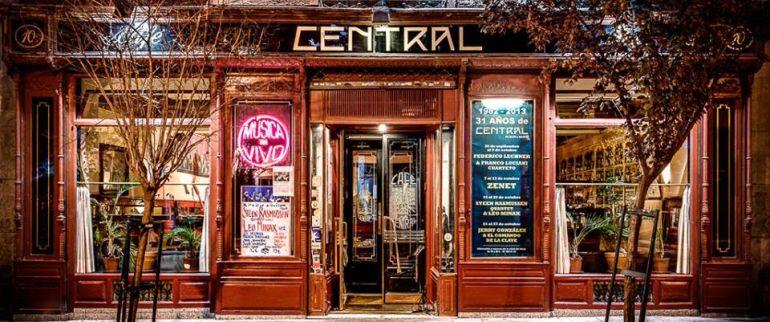 Cafe Central Foto de Javier Gonzalez