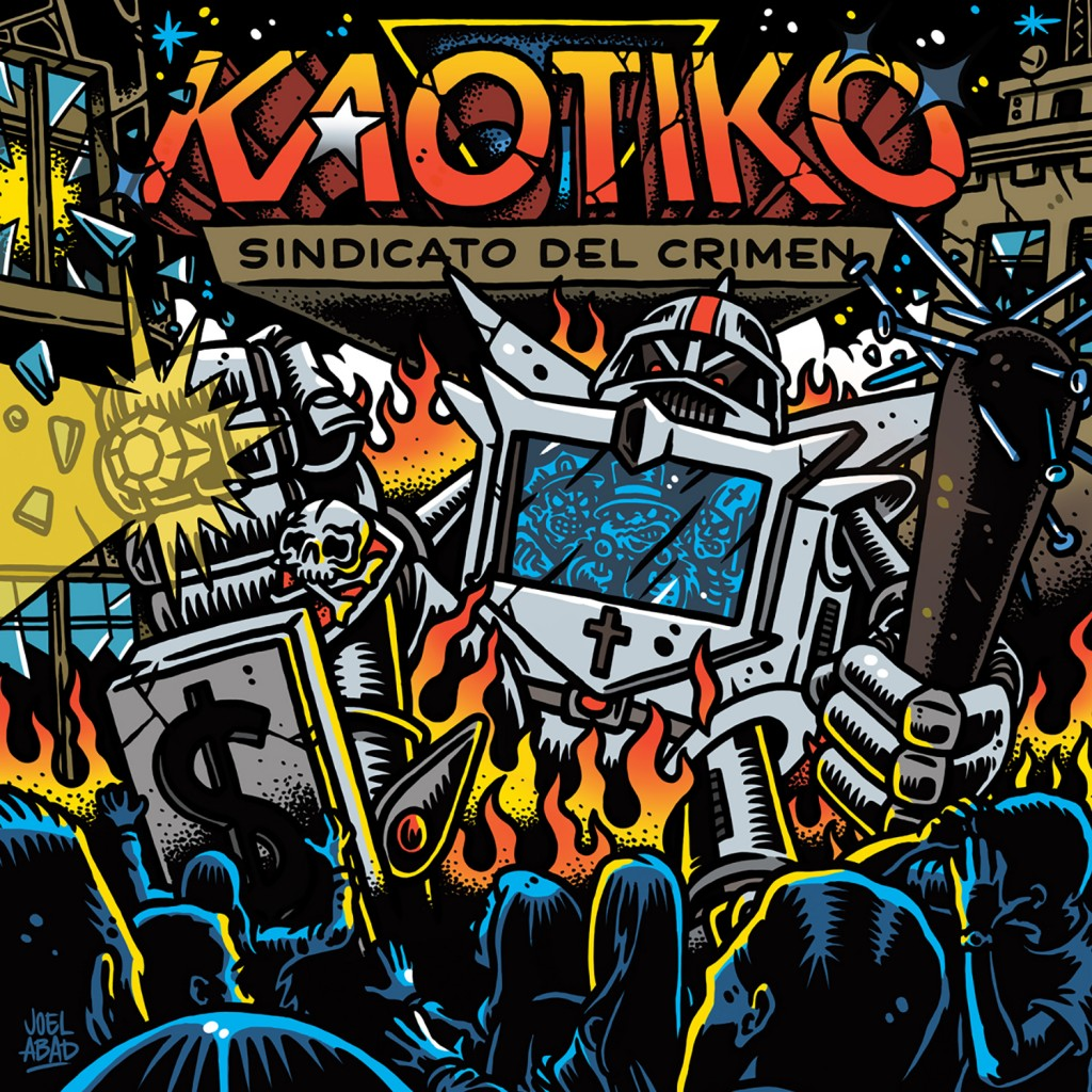 portada KAOTICO sindicato