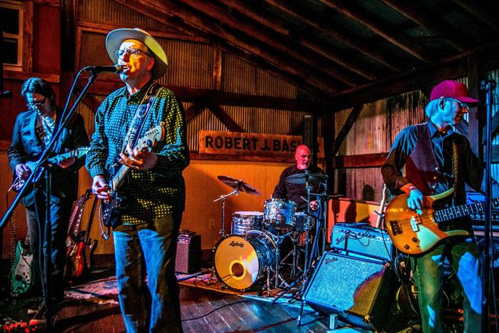 Foto Webb Wilder & The Beatnecks