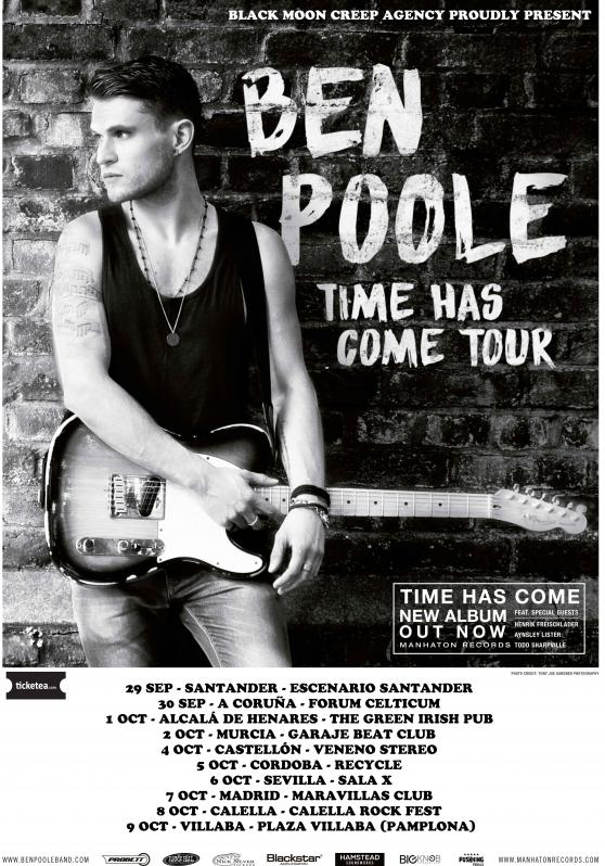 Ben_Poole__Time_Has_Come__Tour_Poster_2016