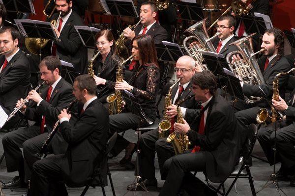 La Banda De Música De La Pamplonesa Comienza Mañana Viernes Los Conciertos Al Aire Libre En El Bulevar De Iturrama