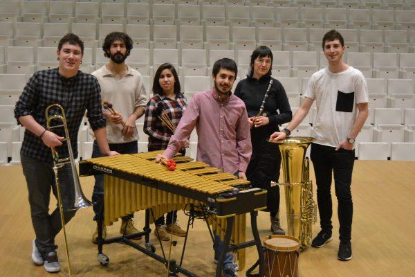 El Auditorio Fernando Remacha Acoge El Tercer Concierto Del II Ciclo De Jóvenes Intérpretes