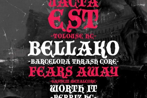¡¡Vuelve El Nafarcore Fest!