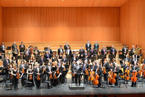 Concierto De La Orquesta Sinfónica De Navarra