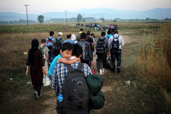 'Somos Migrantes', La Muestra Fotográfica De La Fundación ALBOAN Que Se Puede Visitar Hasta El 29 De Marzo En Civivox Ensanche
