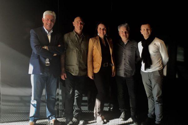 Baluarte Acogerá El Estreno De 'Artxipielagoa', Un Nuevo Proyecto Musical Que Fusiona Canto, Bertsolarismo, Música Y Proyecciones