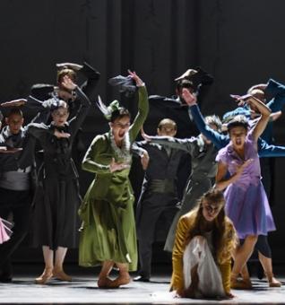 El Ballet Del Teatro Nacional De Wiesbaden Y Darmstadt  Presenta Su Versión De 'La Cenicienta' El Martes En Baluarte