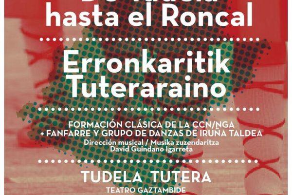 Coral   De   Cámara   De   Navarra/Nafarroako   Ganbera   Abesbatza, Próximo  Concierto ON  TOUR  De La Temporada Encantando Denboraldia