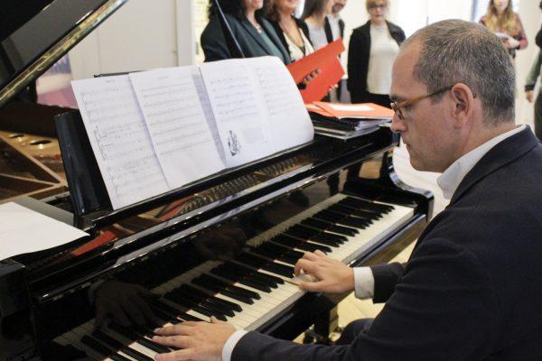 Iñigo Alberdi, Nuevo Director Artístico De La Semana De Música Antigua De Estella