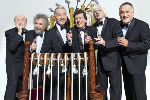 Les Luthiers Presentan Su Espectáculo '¡Chist! Antología'  De Miércoles A Sábado En Baluarte