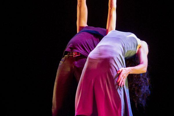 """Danza En Auditorio Barañain """"Libertino"""" De La Compañía Marco Vargas & Chloé Brûlé El Viernes A Las 20.30"""