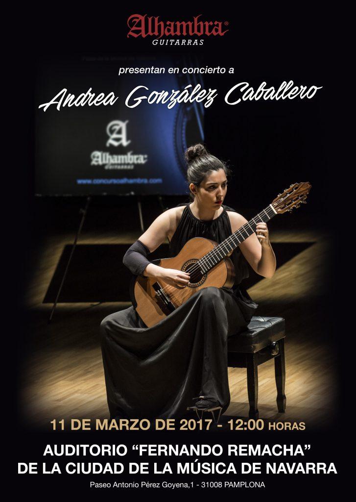 POSTER ANDREA GONZALEZ Pamplona