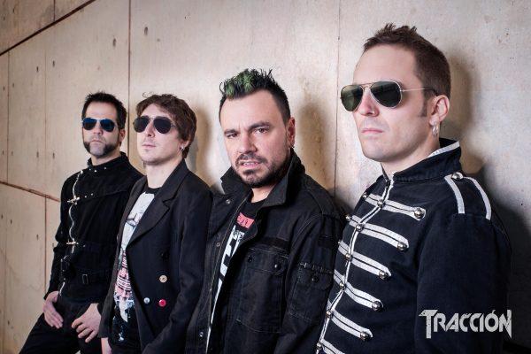 Presentación De Rompiéndome, Single Y Videoclip Del Nuevo CD De Tracción