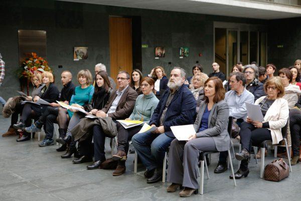 La Consejera Herrera Participa En El Acto De Celebración Del Día Mundial Del Teatro