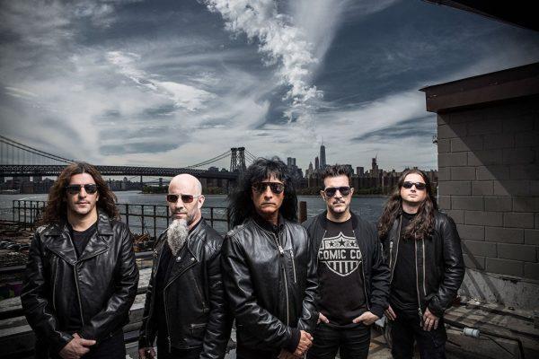 Anthrax Actuará En Pamplona El Próximo 4 De Julio