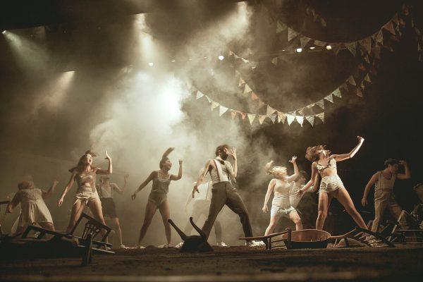 Música, Danza Y Acrobacias Para Un Fin De Semana Repleto De Actividad En Auditorio Barañain