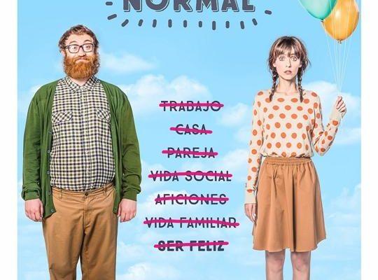 Civivox Mendillorri Termina Mañana El Trimestre De Cine Accesible Con La Proyección De ''Requisitos Para Ser Una Persona Normal', Con Audiodescripción Y Subtitulado