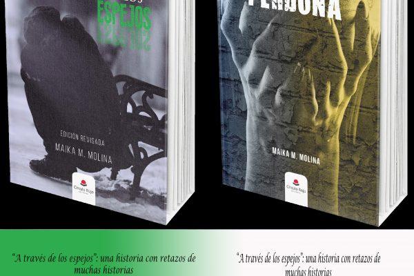 La Escritora Maika M. Molina Presenta Este Jueves En La Casa De La Juventud 'A Través De Los Espejos' Y 'Clara Perdona', Sus Dos Primeras Novelas