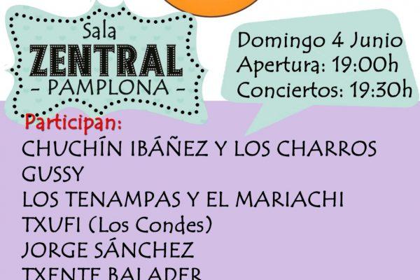 Festival Solidario A Favor De Las Victimas De Amianto