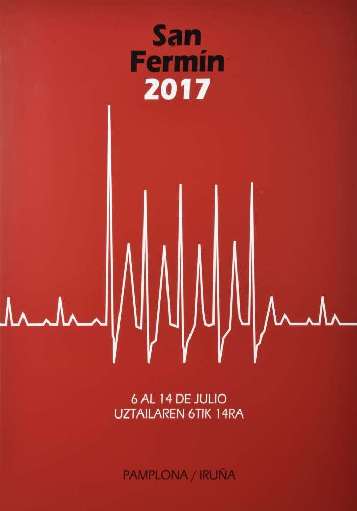 El jurado del concurso de carteles de san ferm n 2017 - Carteles originales ...
