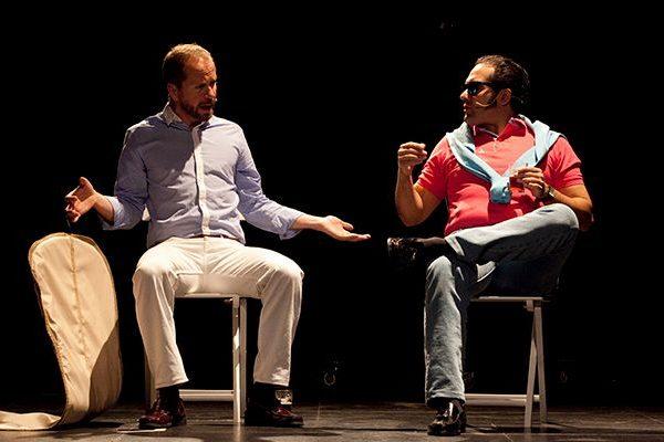 Los Compadres Rafi Y Fali, Visitarán El Teatro Gayarre El Próximo 3 De Junio
