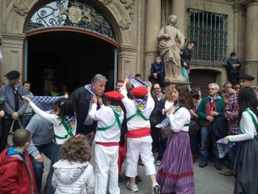 El Ayuntamiento Recibe Mañana Sábado A Colectivos Y Vecindario De San Jorge, Encabezados Por Los Mayordomos, Que Repiten La Visita Del Año Pasado