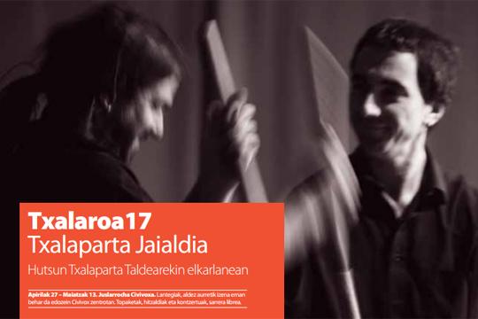 Conciertos, Conferencias, Talleres Y Una Exposición Conforman El Programa Del Festival De Txalaparta Txalaroa 17, Que Comienza Mañana Jueves En La Red Civivox