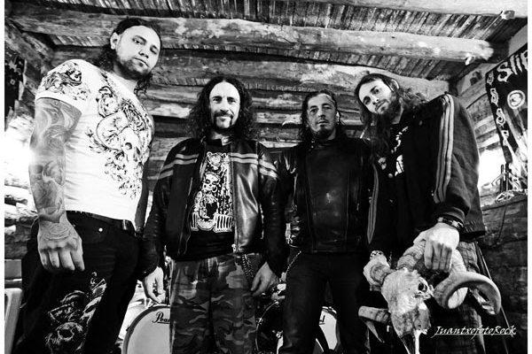 Ardi Beltza (thrash Metal Desde Navarra) Lanzan Su Disco Debut 'Ardi Beltza'