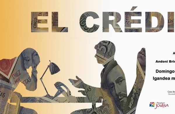 El Grupo De Teatro Nueva Babel, Especializado En Producciones Musicales, Presenta El Domingo En La Casa De La Juventud 'El Crédito'