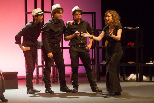 La Casa De La Juventud Presenta Mañana Jueves 'El Chico De La última Fila', Adaptación De La Obra De Juan Mayorga A Cargo Del Grupo De Teatro Mutis Por El Foro