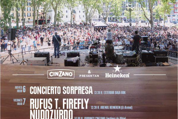Bilbao BBK Live Bereziak Presenta Su Programación Gratuita Y Para Todos Los Públicos