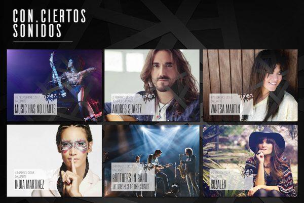 CON.CIERTOS SONIDOS, El Nuevo Ciclo Que Inundará De Música Pamplona En Los Próximos Meses