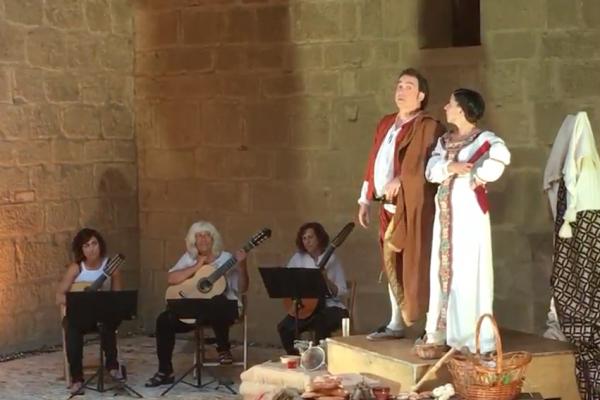 La Compañía Navarra Hoidek Producciones Desarrollará Una Residencia Artística Durante El Festival De Teatro De Olite