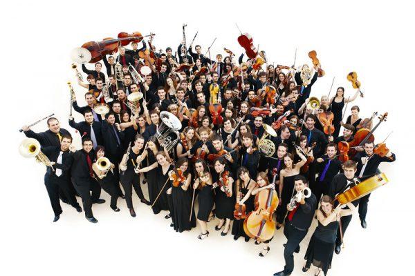 La Joven Orquesta Nacional De España Ofrece Mañana Un Concierto Con El Que Clausura Su Estancia De 9 Días En Baluarte