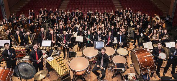 Más De 100 Jóvenes Músicos De La Joven Orquesta Nacional De España (JONDE) Estarán En Baluarte Hasta El Próximo 10 De Enero