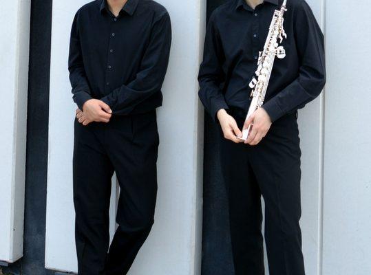 El Auditorio Fernando Remacha Acoge Este Viernes Un Recital De Saxofón Y Piano