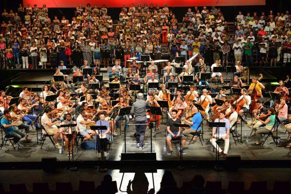 Hoy A Las 20.30 Horas Tendrá Lugar En Pau La Primera Interpretación Del 'Réquiem' De Verdi