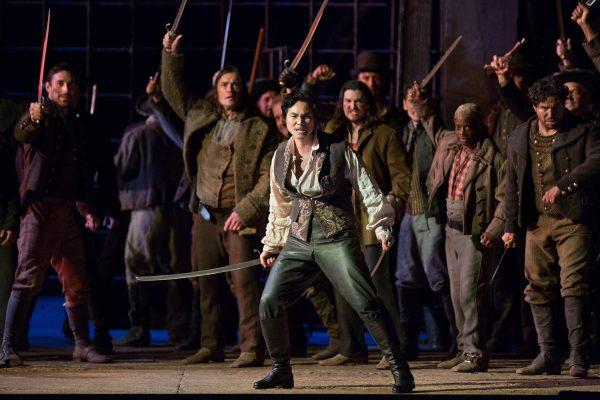 La Plaza Consistorial Acoge Mañana Viernes La Retransmisión En Directo De La ópera 'Il Trovatore' De Giuseppe Verdi