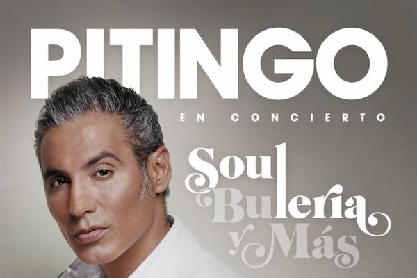 """El Artista Pitingo Llega Al Teatro Gayarre El Próximo 15 De Diciembre Con Su Nuevo Trabajo """"Soul, Bulería Y Más"""""""