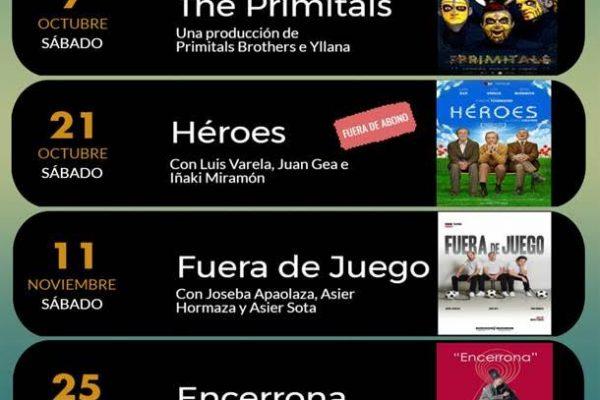 Arriba El Telón, Nuevo Ciclo De Teatro En Cintruénigo