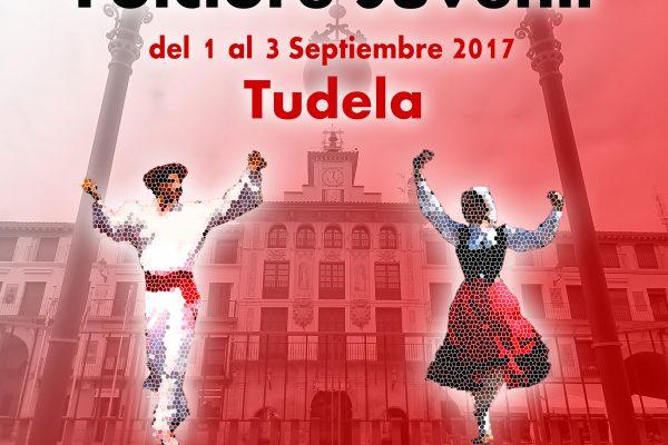 III Jornadas Nacionales De Folclore Juvenil, 1-3 Septiembre 2017. Tudela (Navarra)