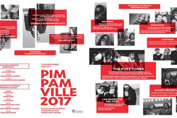 El Nuevo Festival 'Pim Pam Ville' Llenará De Música Las Plazas De La Mañueta Y La De Los Burgos Con Nueve Conciertos Mañana Sábado