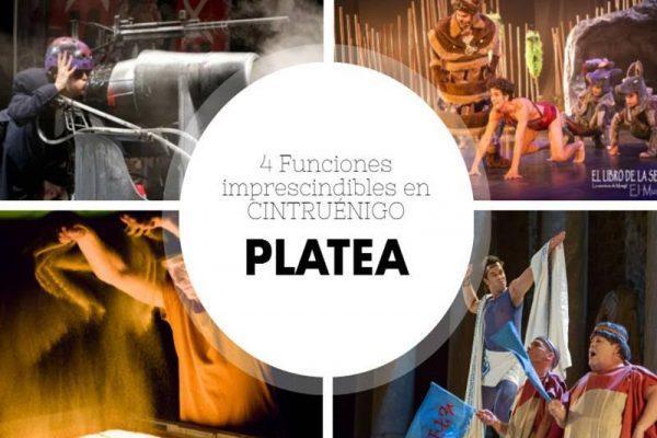 Platea Trae A Cintruénigo 4 Obras De Teatro Imprescindibles